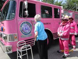 100 Pink Fire Trucks August 22nd Blog Post Vinton Davenport Lutheran Homes