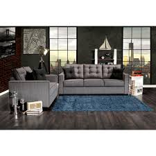 Ethan Allen Sofa Bed by Furniture Navy Loveseat Leather Tufted Sofa Ethan Allen Sofa