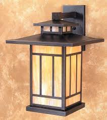 craftsman style wall sconces arroyo craftsman medium wall light