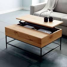 industrial storage coffee table industrial storage industrial