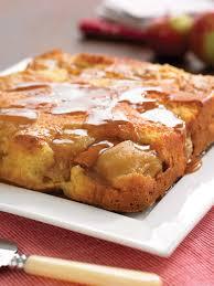 recette dessert aux pommes gâteau renversé vanillé aux pommes pommes qualité québec recette