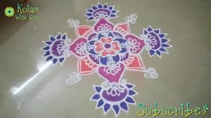 How To Make Rangoli Designs With Colours On Floor Step By Step ... Best Rangoli Design Youtube Loversiq Easy For Diwali Competion Ganesh Ji Theme 50 Designs For Festivals Easy And Simple Sanskbharti Rangoli Design Sanskar Bharti How To Make Free Hand Created By Latest Home Facebook Peacock Pretty Colorful Pinterest Flower 7 Designs 2017 Sbs Your Language How Acrylic Diy Kundan Beads Art Youtube Paper Quilling Decorating