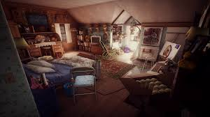 Stickman Death Living Room by What Remains Of Edith Finch Is The Game Equivalent Of A Haunting