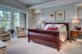 Fresh Paint Color Ideas For Bedroom With Dark Furniture