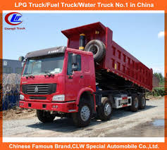 100 Used Water Trucks For Sale Cnhtc Sino Durable Howo Dumper Truck 30ton Dump Body T
