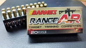 A Look At The Barnes RANGE AR Ammo For 300 Blackout - YouTube Barnes Tactx Calibre 30 300 Blackout De 110 Grains 277 Wolverine Comparison Chart Nosler Handloads Modern Barnes 120 Grain Tactx Blackout At Yards Guns Gear Jesse James Tml Label Grain 20 Newest Additions To The Vortx Ammunition Line Thermal Coyote Kill Tac Tx Youtube Performance Archive Texasbowhuntercom Community Premium Aac Gr Lead Free Ttsx Hollow Point Blk 2400 Fps 16 Barrelhttp Ammo Clark Armory Page 2 Swtt Tactx 308 Blue Tip 3 Boxes Of 50 Vortex Through Car Door