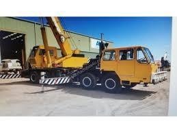 100 Ton Truck Used 1992 Tadano CRANE 30 TON TRUCK CRANE Crane In CANNING VALE WA