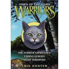 Warriors Omen Of The Stars Paperback Erin Hunter Target