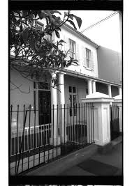 100 Bligh House Negative Black And White For The Book Sydney A Book