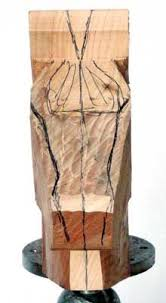 horse head pt 1 the woodworkers institute carving pinterest