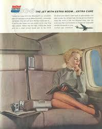 United Airlines Vintage Ads