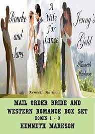 Mail Order Bride And Western Romance Box Set