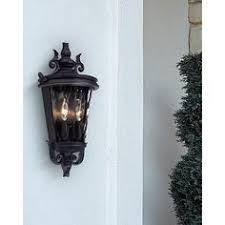 casa marseille 27 1 2 high black outdoor wall mount style
