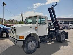1999 International 4700 Hooklift Truck For Sale | Salt Lake City, UT ... Mercedesbenz 3253l8x4ena_hook Lift Trucks Year Of Mnftr 2018 Dump Body Hooklifts Intercon Truck Equipment Video Of Kenworth T300 Hooklift Working Youtube Trucks For Sale Used On Buyllsearch Mack Trucks For Sale In La Freightliner M2 106 Cassone Sales And Del Up Fitting Swaploader 1999 Intertional 4700 Salt Lake City Ut 2001 Chevrolet Kodiak C7500 Auction Or Lease 2010 Freightliner Business Class 2669 Daf Cf510fjoabstvaxleinkl3sgaranti Manufacture Date