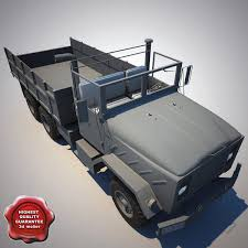 100 V10 Truck M923 A1 Cargo