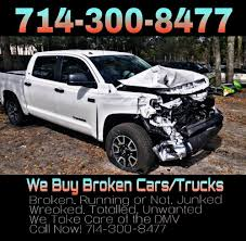 100 We Buy Trucks Broken Cars Yelp