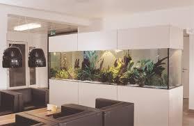 wohnzimmer wand aquarium caseconrad