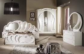 schlafzimmer in weiss luxus italienische designer
