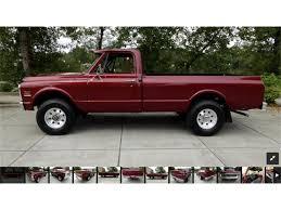 1969 Chevrolet C/K 20 For Sale | ClassicCars.com | CC-1130822