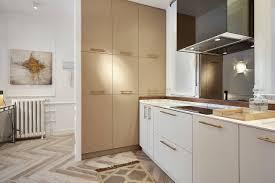 100 Kitchen Ideas Westbourne Grove 75 Beautiful Beige With Mirror Backsplash Pictures