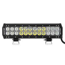 Eyourlife 12 Inch Led Light Bar Truck Light Bar Off Road Driving ...