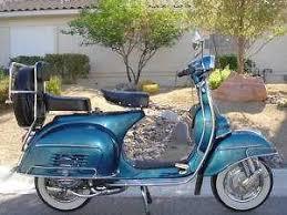 1968 Vintage Vespa Scooter