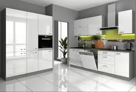 küche i 240 160 cm küchenzeile hochglanz weiß küchenblock einbauküche