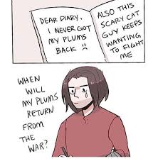 Get Bucky His Plums
