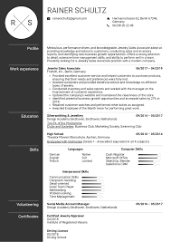 Resume Examples By Real People: Jewelry Sales Associate ... How To Write Perfect Retail Resume Examples Included Erica1 Sales Associate Sample 25 Writing Tips 201 Jcpenney Auto Album Fo Comprandofacil 12 13 Houriya 2019 Example Full Guide By Real People Jewelry Top 8 Cashier Sales Associate Resume Samples Work Experienceme For Customer Professional Monstercom Representative Job