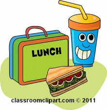 Lunch Clipart Cartoon 3