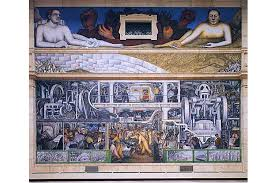 Diego Rivera Rockefeller Center Mural Controversy by The Most Famous Diego Rivera Murals Inspire Comradery And Justice