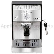 Model Description Xp5240 Precise Tamp Espresso Machine