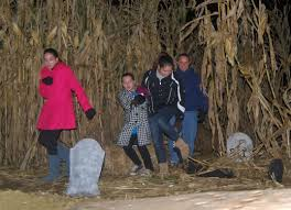 Snohomish Pumpkin Patch Zombie by Haunted Corn Maze Family Reactions To Gy Grabber Jpg Corn Maze