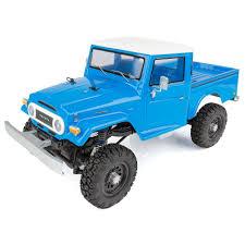 100 Toyota Pickup Truck Models Associated CR12 FJ45 Blue