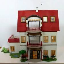 playmobil puppenhaus kaufhaus möbel wohnzimmer schlafzimmer