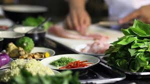 cuisine preparation food preparation with chef cooking cook preparing food in
