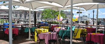 Harborside Grill And Patio by Tia U0027s Restaurant And Bar On Boston U0027s Waterfront