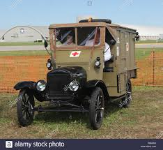100 Rendezvous Truck 1918 Ford Model T Ambulance Replica World War 1 Dawn Patrol