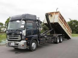 100 Japanese Truck TRUCKBANKcom Used 122 UD TRUCKS QUON ADGCD4ZL