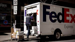 100 Where Is The Fedex Truck FedEx Introduces Way For Retailers To Outrace Amazon In Delivery