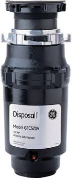 general electric gfc520v garbage disposal review