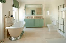 Paint Color For Bathroom Cabinets by 10 Ways To Add Color Into Your Bathroom Design Freshome Com