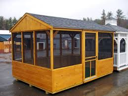 Loafing Shed Kits Oregon by Simple To Build Backyard Sheds For Any Diyer Gardens