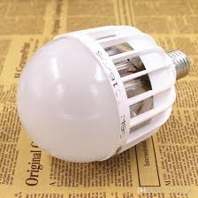 cage l constant current high power white light bulb