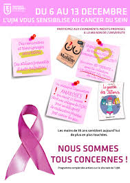 semaine de sensibilisation au cancer du sein université jean monnet