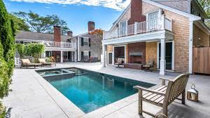 100 Modern Pool House Vacation Rentals Edgartown InTown Colonial With And