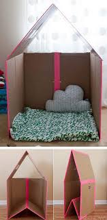 Kids Cardboard Box Activities Woohome 1