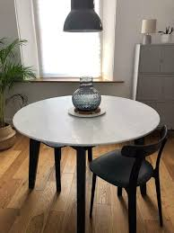 Agra Round Marble Table From French Connection | In Newport Pagnell,  Buckinghamshire | Gumtree