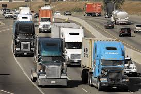 Some California Truck Drivers May Not Be Allowed To Rest As Often If ...
