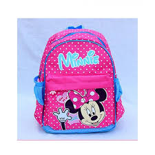 Zapple Minnie Mickey Mouse School Bag Price In Pakistan Buy Zapple